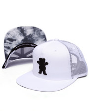 Men - OG Bear Trucker Snapback Cap