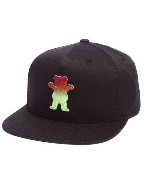 Ur-ID 223441 Grizzly Griptape - Men Black Sunset Og Snapback Cap