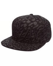 Men - Trippy Trail Snapback Cap