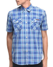 Enyce - Tucker S/S Button-Down