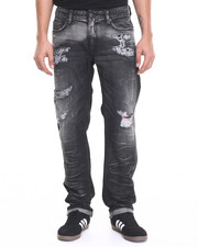 Men - Re-Fab Straight Fit Jeans
