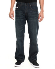 Men - Slim Straight Denim Jeans