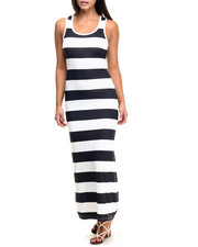 Fashion Lab - Stripe Maxi dress