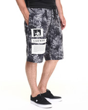 Shorts - The Last Wave Drawstring Shorts