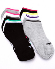 Accessories - No Show Arch Support 10Pk Socks