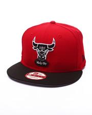 Men - Chicago Bulls 40th Anniversary Edition 950 Snapback Hat