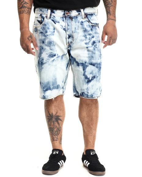 Akoo - Men Blue Dockside Denim Shorts