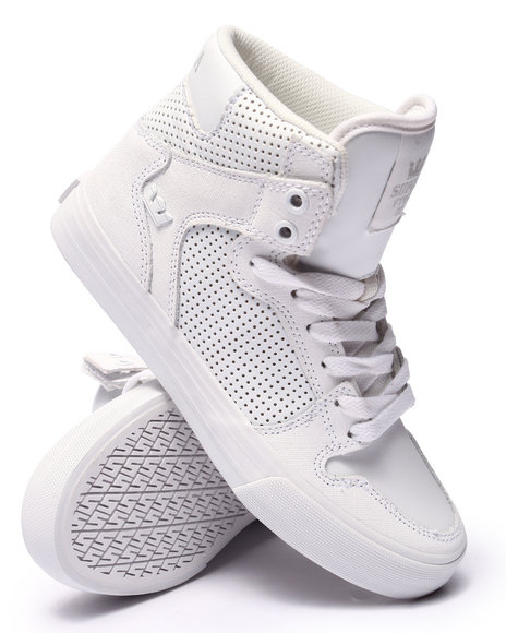 Ur-ID 223540 Supra - Women White Vaider High Top