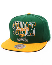 Mitchell & Ness - Seattle Supersonics Classic Snapback Cap