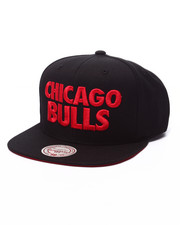 Men - Chicago Bulls HWC Title Snapback Cap