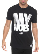 Men - My Woes T-Shirt
