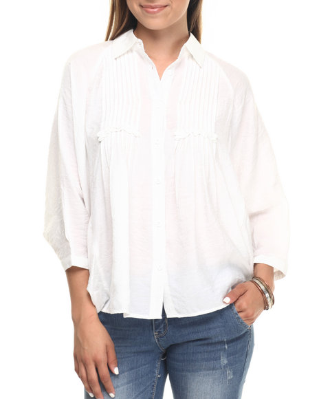 Cotton Express Button-Downs