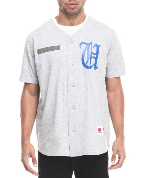 Ur-ID 223604 UNDFTD - Men Grey Deserter Game Jersey