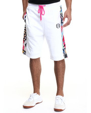 Shorts - Retro Boomin Drawstring Shorts