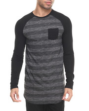 Buyers Picks - Jasper Raglan L/S Tee