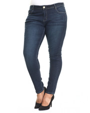 Women - Rebel by Right Darted 5 PKT Skinny Jean (Plus)