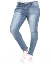 Basic Essentials - Rebel by Right Darted 5 PKT Skinny Jean (Plus)