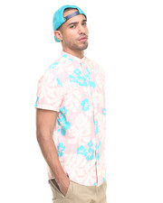 10.Deep - Beach Bum Stand Collar Shirt