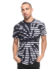 Short-Sleeve - Tie Dye Stripe Tee