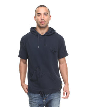 Men - Mothra S/S Hood Sweat