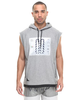 10.Deep - Sleeveless Tech Hoodie