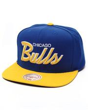 Men - Chicago Bulls Special Script 2 Tone Snapback Cap