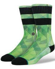Buyers Picks - Fractal Stripe Socks