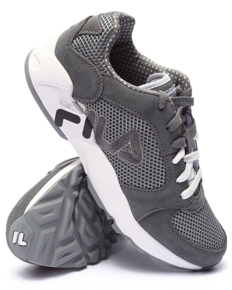 Fila - Men Grey Mindbender Running Sneaker