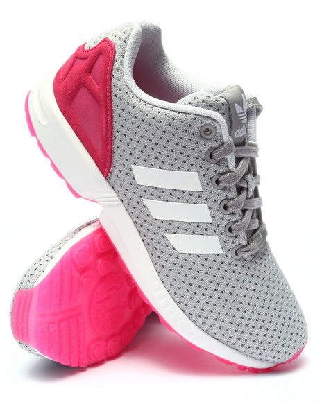 Ur-ID 223672 Adidas - Women Grey Zx Flux W Sneakers