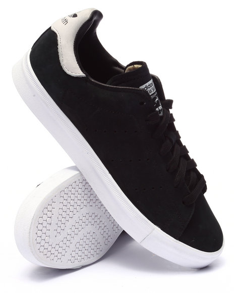 Adidas - Men Black Stan Smith Vulc - $53.99