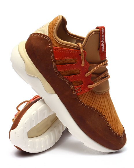 Ur-ID 223685 Adidas - Men Beige Tubular Moc Runner