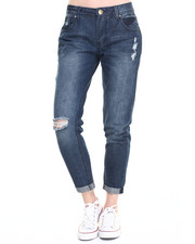 Boyfriend Fit - Rebel by Right Lazy X-Boyfriend Jean