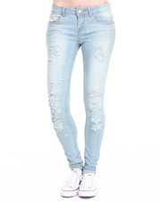 Basic Essentials - Rebel by Right Curvy Fit Skinny Jean