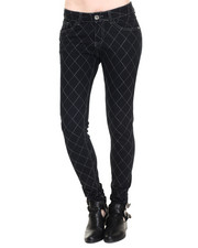 Women - Diamond Quilted Skinny