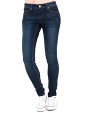 Basic Essentials - Rebel by Right Darted 5 PKT Skinny Jean