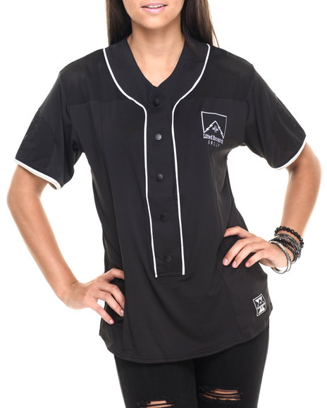 Lrg - Women Black Rush 47 Jersey