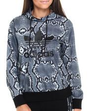 Adidas - L.A. Trefoil Logo Hoodie