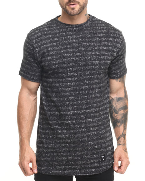 Ur-ID 223811 Akomplice - Men Black,Grey Subtle Side Tee