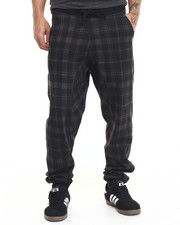 Men - Alexander Plaid Jogger