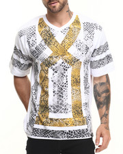 Men - Snake Gold T-Shirt