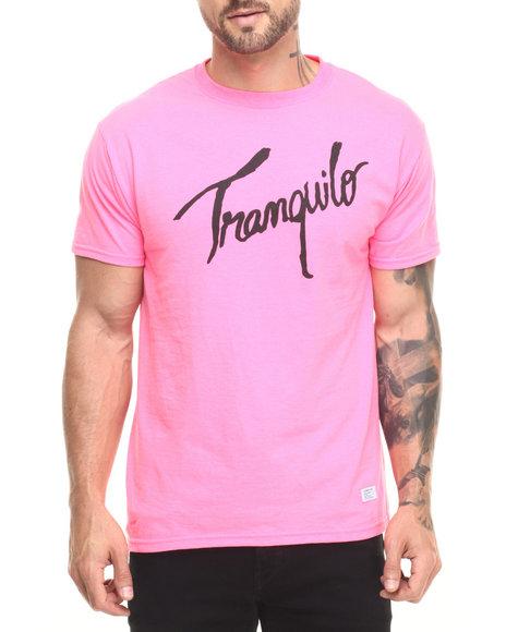 Ur-ID 223818 Akomplice - Men Pink,Pink Tranquilo Tee