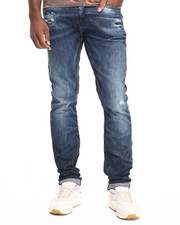 Denim - Mambo Demon Fit Distressed Jean