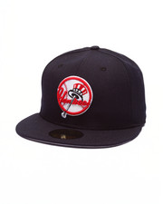 Men - New York Yankees Pin Fitted Hat