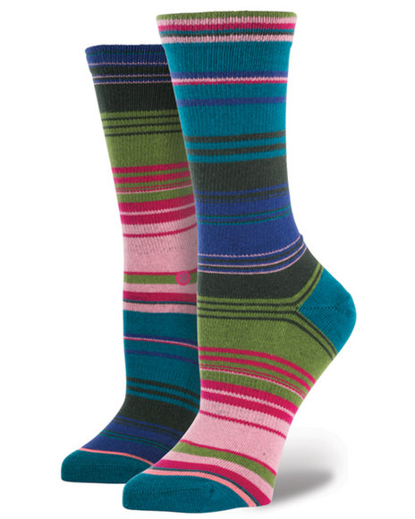Stance Socks Women Mexicant Tomboy Socks Multi