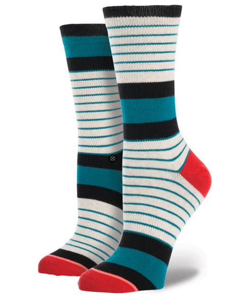 Stance Socks Women Coaster Tomboy Socks Teal
