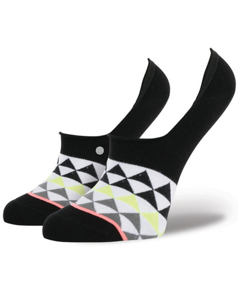 Stance Socks - Women Multi Triadular Super Invisible Socks