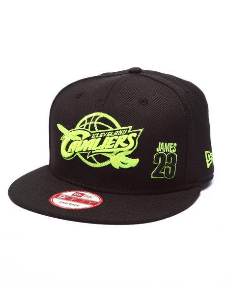 Ur-ID 223951 New Era - Men Black King James Edition 950 Snapback Hat