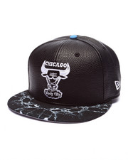 Men - Chicago Bull Marble visor 950 snapback hat