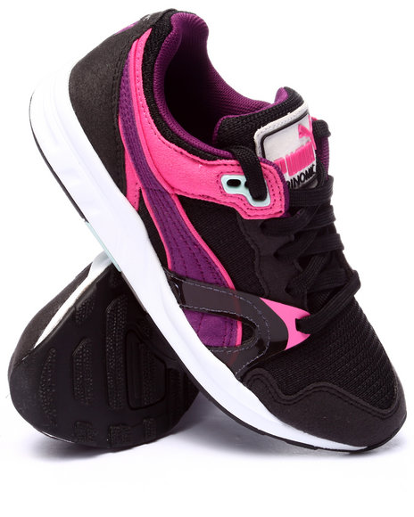 Puma - Girls Black Trinomic Xt1 Plus Jr Sneakers