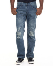 Jeans - Empire Wash Denim Jeans